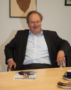 Dr.-jur. Wolfgang. Bayer, Hauptgeschäftsführer des Bauindustrieverbandes Niedersachsen-Bremen e.V.
