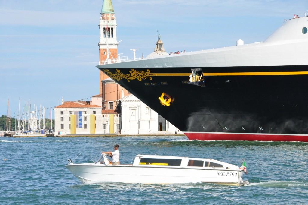 "Venedig: ""Slow City"" statt Massentourismus (Foto: Bundesstiftung Baukultur)"