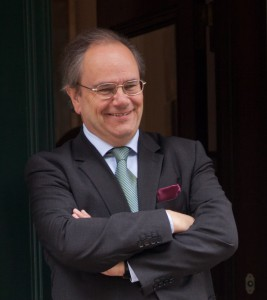 RA Dr. Wolfgang Bayer, Hauptgeschäftsführer des Bauindustrieverbandes Niedersachsen-Bremen