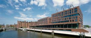 Elbarkaden HafenCity Hamburg (Foto: Hagen Stier)