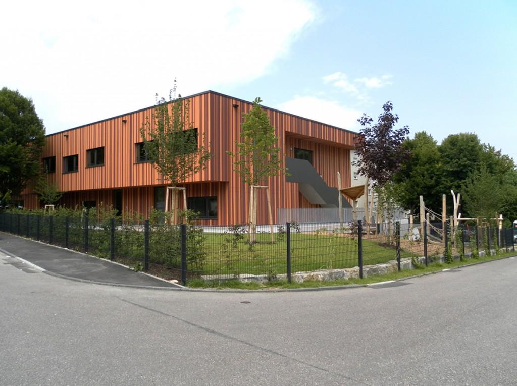 Kinder- und Jugendhaus von außen (Foto: g²)