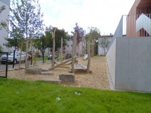 Kinder- und Jugendhaus Spielplatz (Foto: g²)