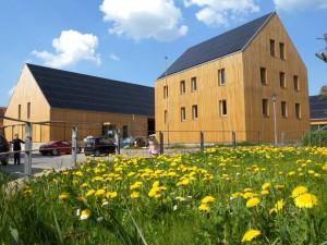 HOF8 – Der Plusenergiehof im Taubertal Foto: M. Klärle