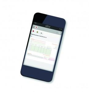Auf Smartphone oder Tablet kann die hauseigene Stundenabrechnung geschrieben werden