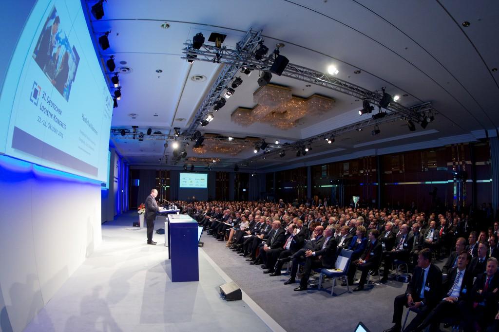 31. Deutscher Logistik-Kongress (Foto: BVL)