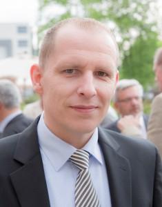 Dipl.-Ing. (FH) Peter Starfinger, Geschäftsführer der Ingenieurkammer Hessen